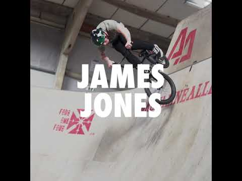 Top BMX riders Kriss Kyle and James Jones @ Danny's MacAskill's Drop & Roll Edinburgh Fringe