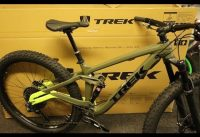 Trek Full Stache 8 MTB Bike Kinning Cycles.