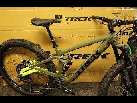 Trek Full Stache 8 MTB Bike Kinning Cycles.