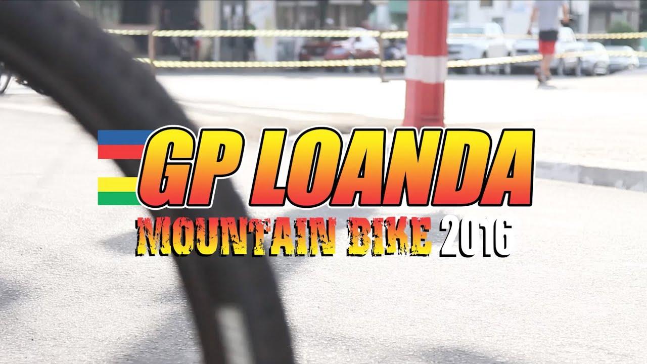 V GP Loanda de Mountain Bike :: Disposição