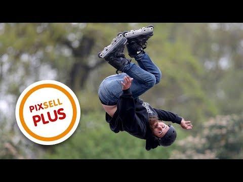 Vratolomije skejtera, rolera i BMX-era u Jarun Skate parku | PIXSELL PLUS
