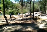 Walkabout Creek Junior MTB skills Park The Gap Solargreen Landscapes
