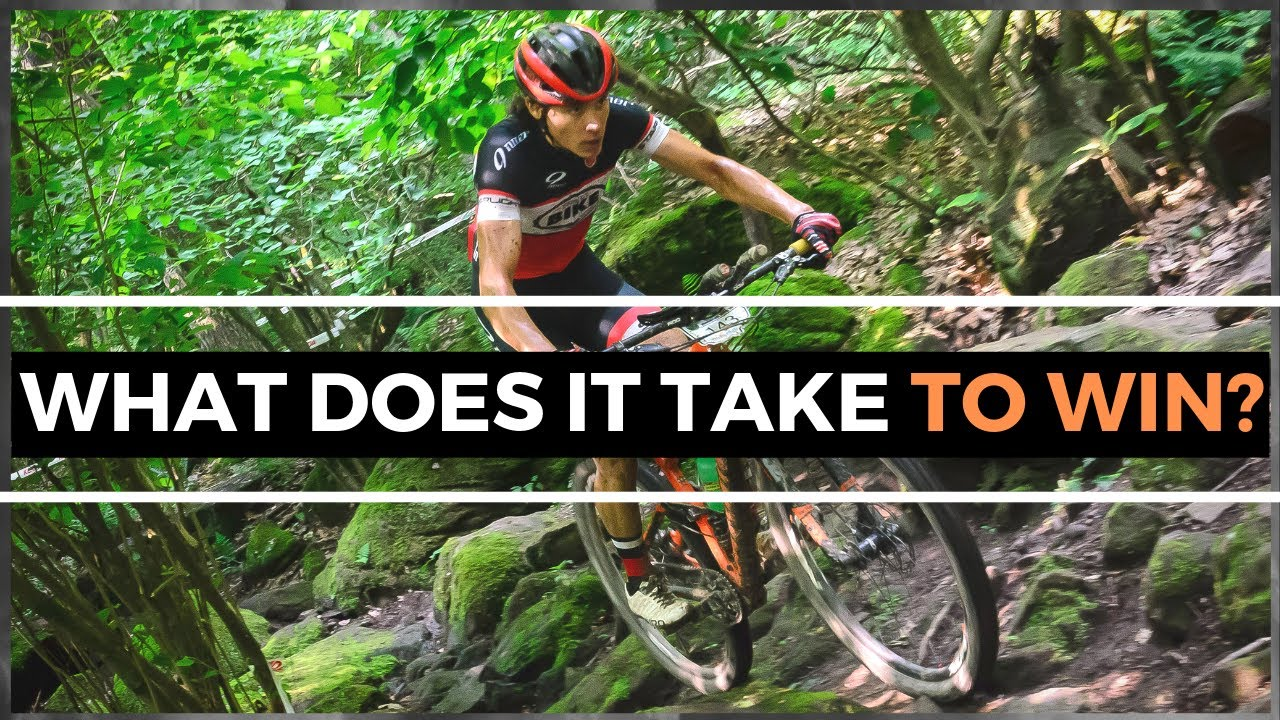 What Does It Take to Win a 100 Mile Mountain Bike Race? Nutrition Strategy, Bike Setup, Power Data