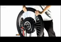 iMortor3 Motor Bicycle Wheel: The Most Durable So Far!