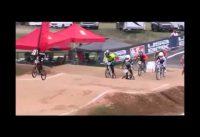 คลิปการแข่งขันจักรยาน BMX หญิง อแมนด้า คาร์ Amanda Carr