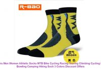 ☘️  3pairs Men Women Athletic Socks MTB Bike Cycling Racing Touring Cl