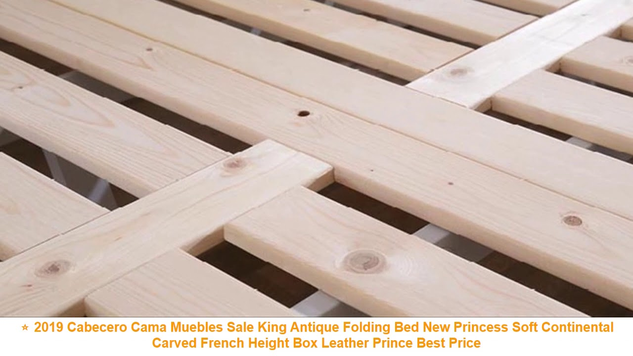 ⭐️ 2019 Cabecero Cama Muebles Sale King Antique Folding Bed New Prince