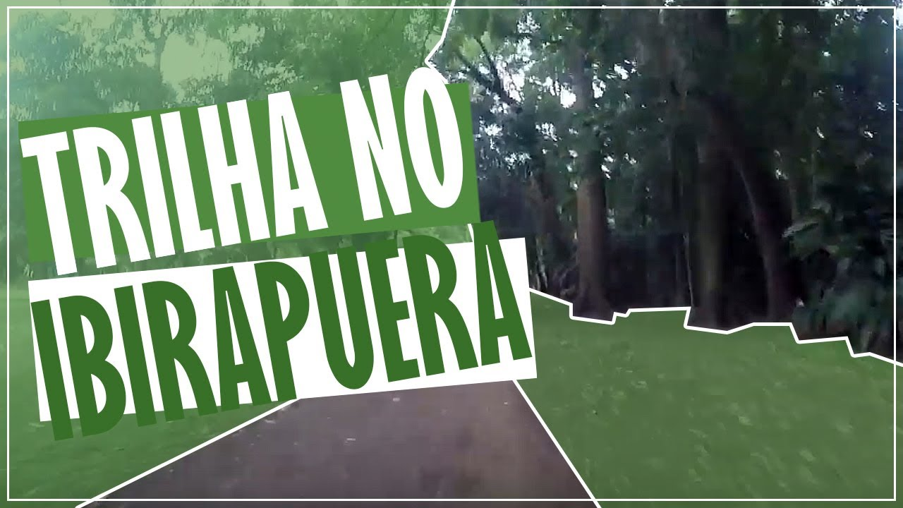 🚲🎥 TRILHA DE BIKE NO IBIRAPUERA