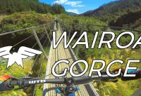 A Billionaire Built These Trails - Wairoa Gorge Bike Park - Nelson, New Zealand