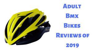 Adult Bmx Bikes Reviews of 2019