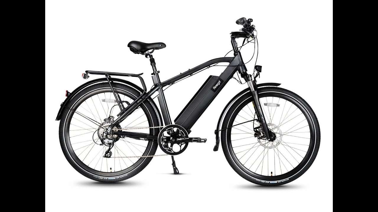Best Electric Bike for Couriers [UBEREATS E-BIKE EDITION FROM TORONTO]
