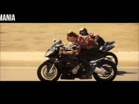 Bike Chase Best Hollywood Action Status By [status mania]
