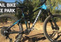 Bike Park en Bicicleta de Trail!