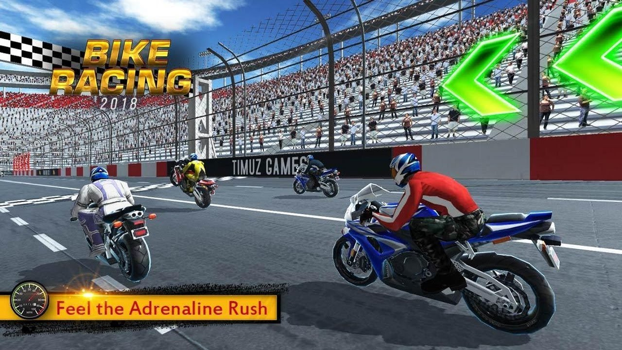 Bike Racing 2019 - Extreme Bike Race - bike game for kids - bike gameplay #1