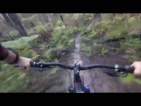 (C2)  Wheel Nuts At Erica Mountain Bike Park Western Trails