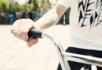 Dustyn Alt Flatland BMX