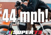 FASTEST SUPER73 EBIKE IN THE WORLD (3000Watt / 72Volt)