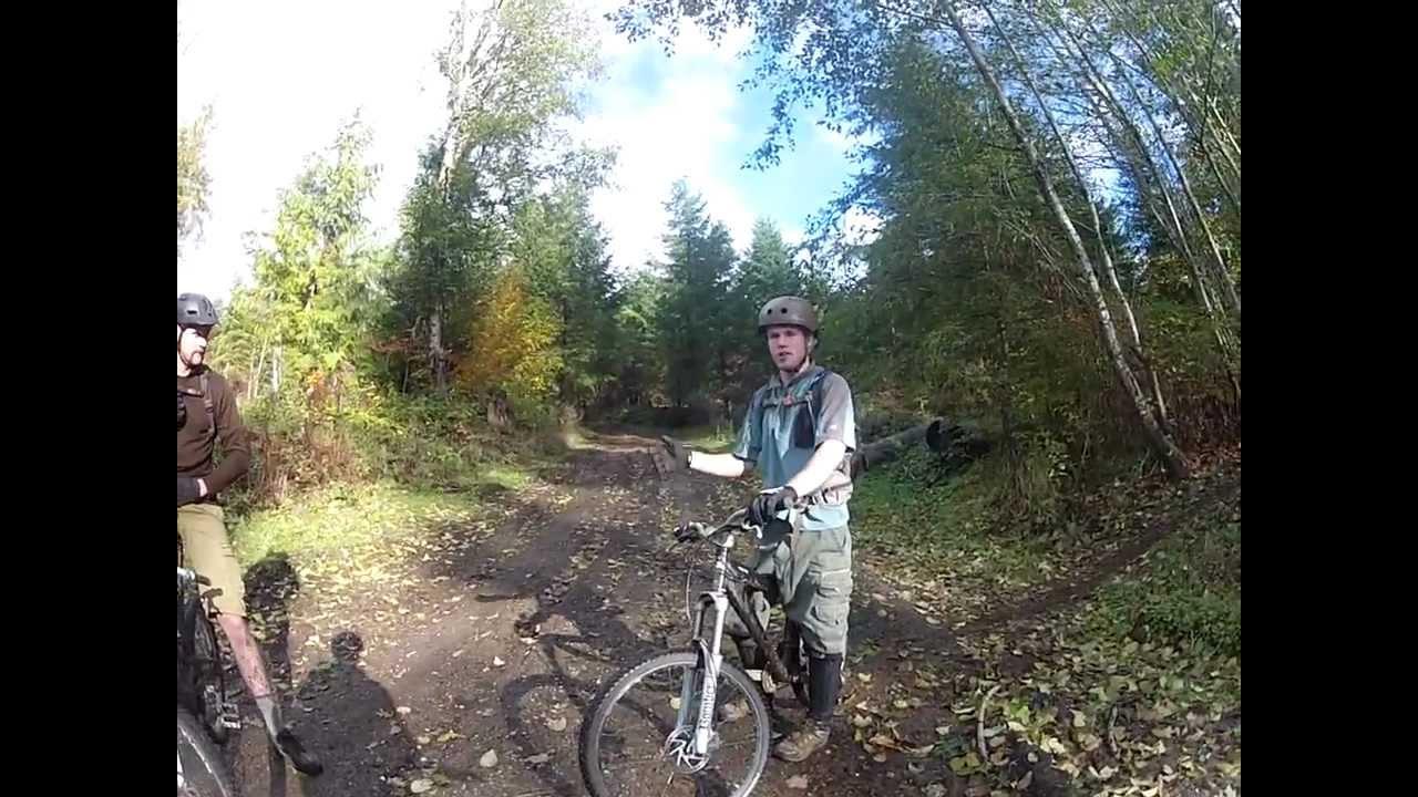 Galbraith Mountain Biking (HD) PT2