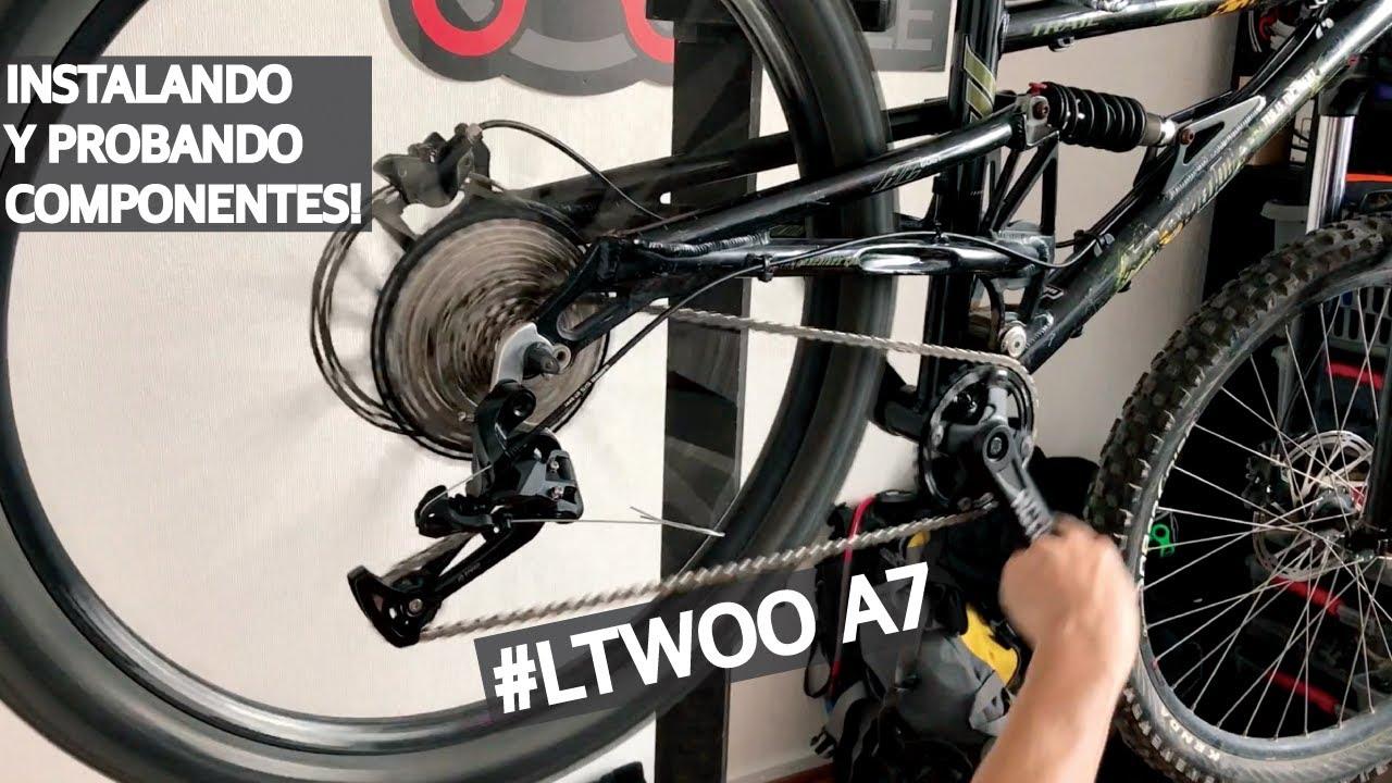 Guerrera Usada #2 -  Mountain Bike con Poco Dinero, Curso de No Mecánica y Downhill a lo Vikingo!