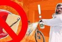 How to: Wie putze ich mein Rad? | Dr. Wack