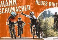 Johann Schumachers neues Bike?! | Santa Cruz | Jasper Jauch