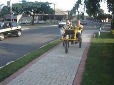 Mini Car 1750W - Brazil Electric Bike