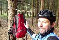 Mochila ciclismo Deuter Bike AC tras 5 años de uso