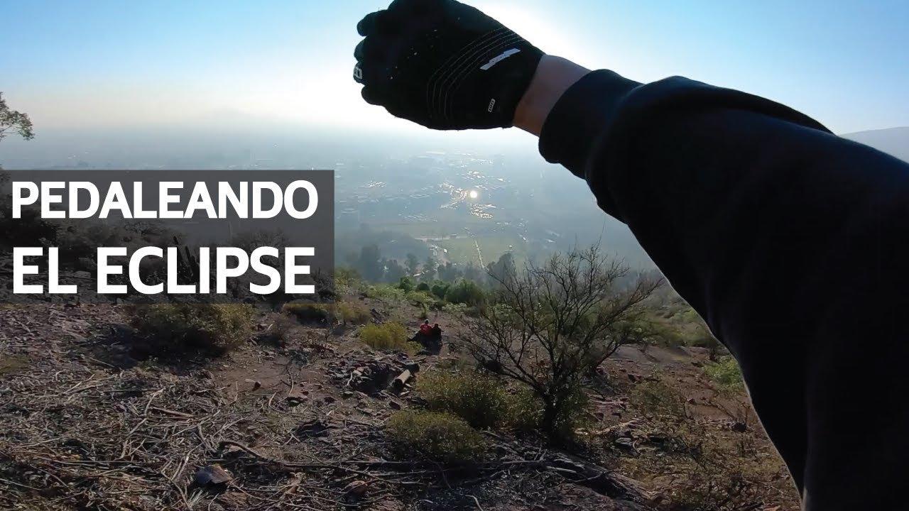 Mountain Bike con Eclipse en el San Cristóbal! Pastelazos y Tips!!