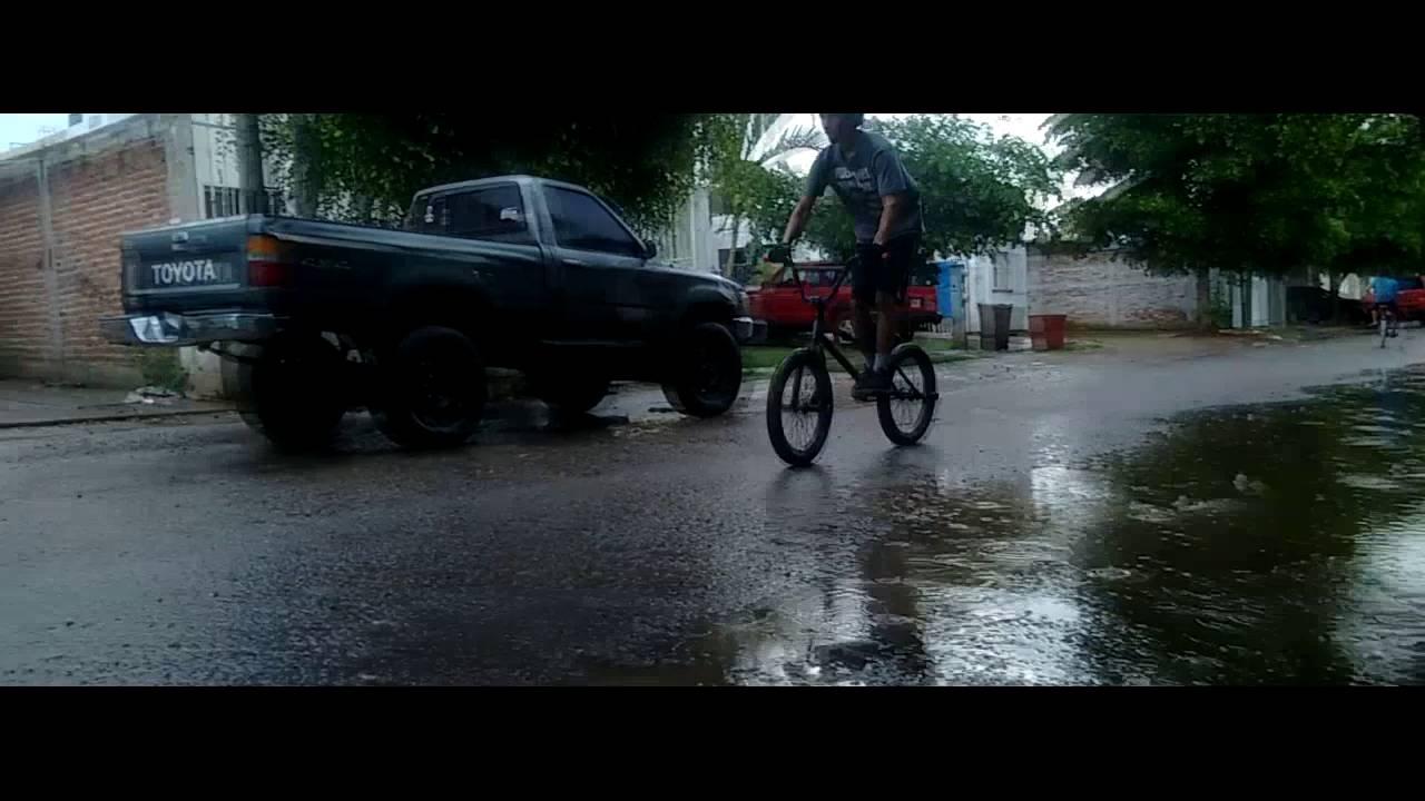 NI LA LLUVIA NOS PARA | COSTA LOCOS | BMX C.R