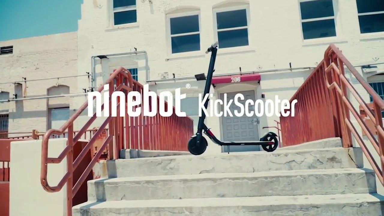 Ninebot ES2 India   Xiaomi Mi & Redmi Folding Electric Scooter 2018