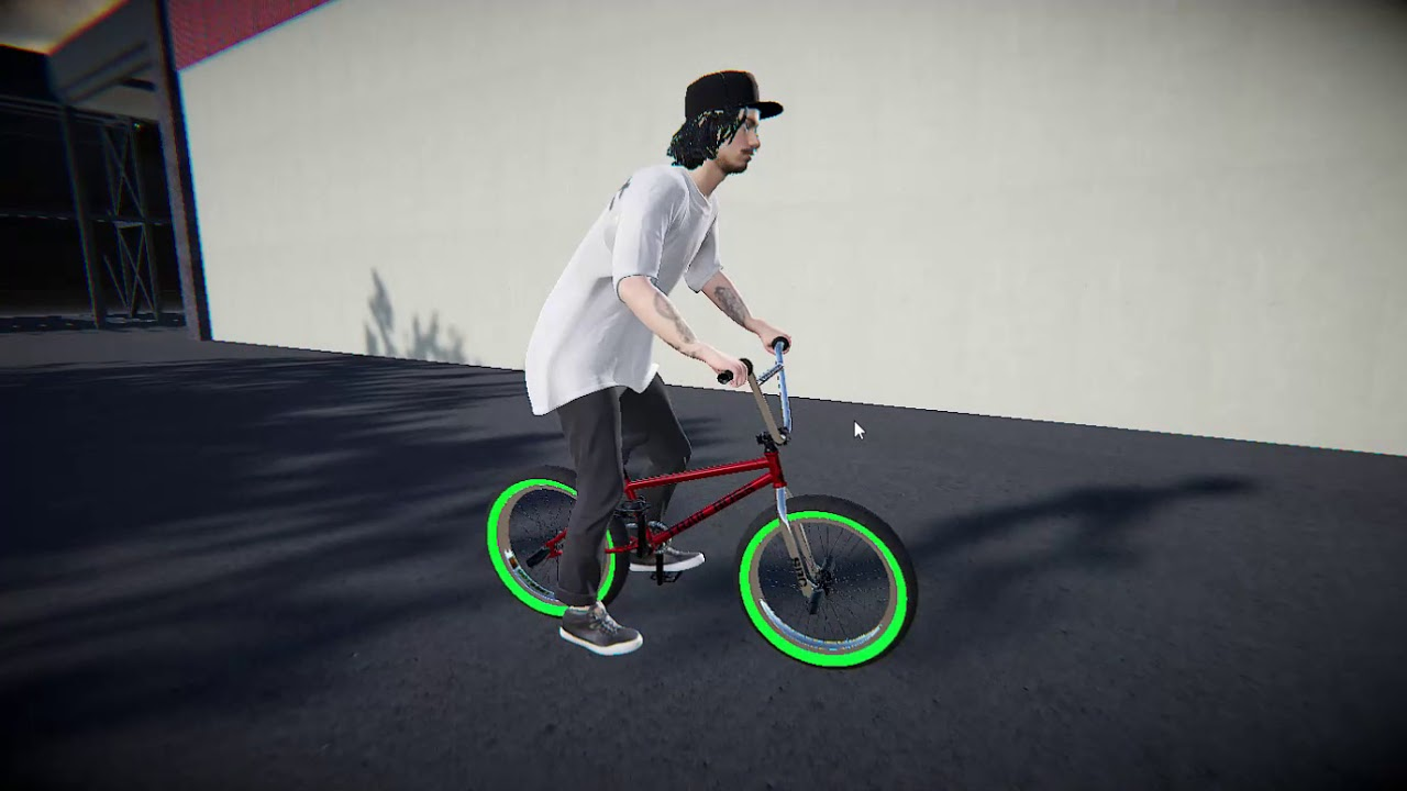 Pipe Streets BMX Ride University **MODDED MAP**