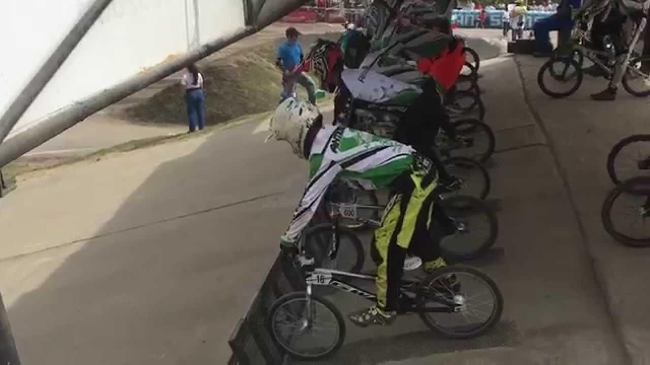 Q Expertos 15 Gran Nacional BMX  2015. Ciudad de Manizales, Caldas, Colombia