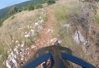 Rabac (CRO) ESPRESSO + BACK TO HEAVEN + BREEZER trail - Downhill MTB