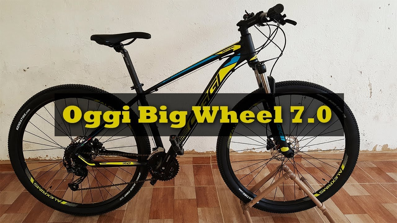 Review | Oggi Big Wheel 7.0 2019 | #Vlog17