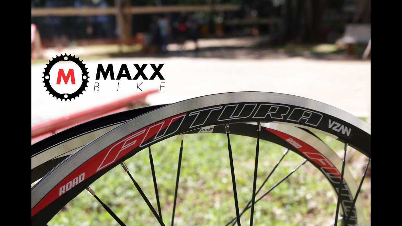 Review roda Vzan Futura 2018 Maxx Bike SP