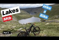 Ride The Lakes | Nan Bield Loop | Hike-a-Bike - Part 2.