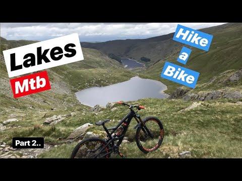 Ride The Lakes | Nan Bield Loop | Hike-a-Bike - Part 2.