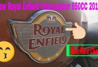 "Royal Enfield Interceptor 650|Mot Affordable VFM""Big"" Bike 