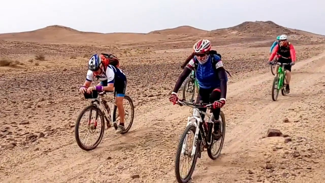 Sahara Bike Adventure   MTB nel deserto