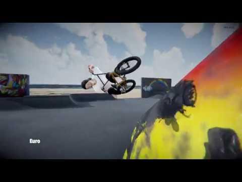 Sandton Phantom : Pipe by BMX STREETS : Beach Park Pegless