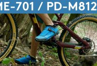 Shimano SH-ME701 / PD-M8120 buty i pedały do enduro / trail | Bike Gear MTBXCPL