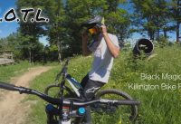 Shredding Black Magic at Killington Bike Park