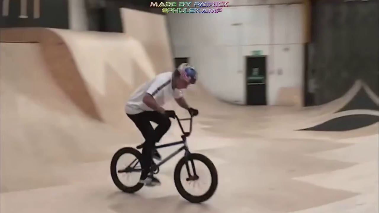 THE MOST EXCITING BMX RIDER IN THE WORLD....