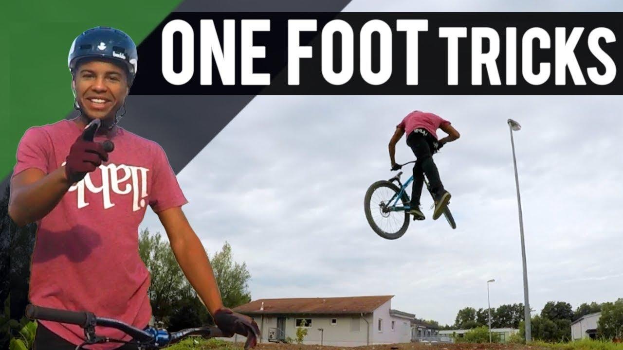 TUTORIAL: One Foot, Can Can & Nac Nac lernen | Dirtbike Tricks für Anfänger