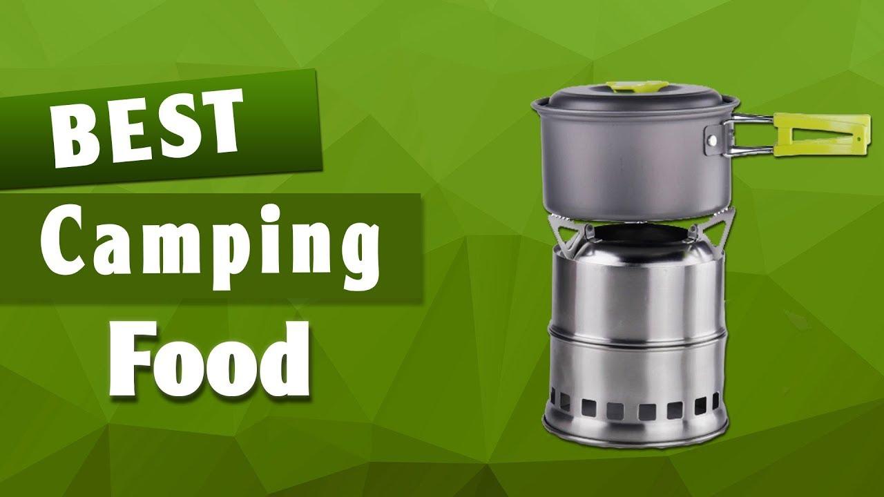Top 5 Best Camping Food