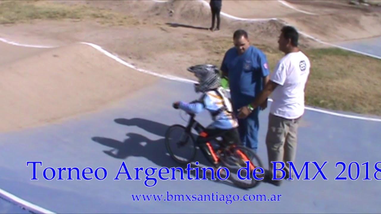 Torneo Argentino y Open de BMX 2018  sede en San Juan