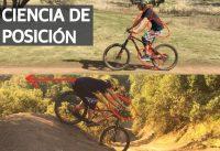 Tutorial #15 - La ciencia de tu posición sobre la bicicleta! Postura correcta para Mountain Bike!