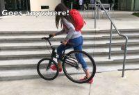 Unique Electric Bike JackRabbit