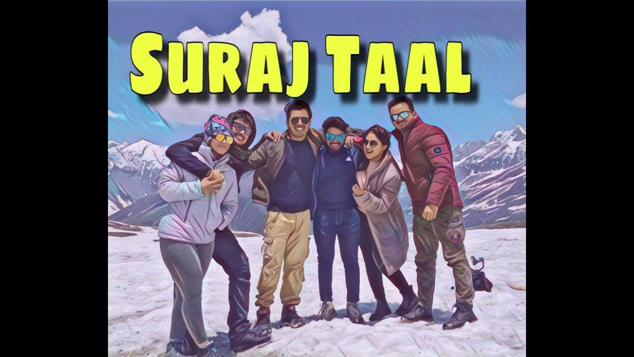 Way to Suraj Taal...
