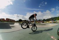 Weekend Bmx facatativa parte 2 / Audio - Never Give Up - DJ Bassassin